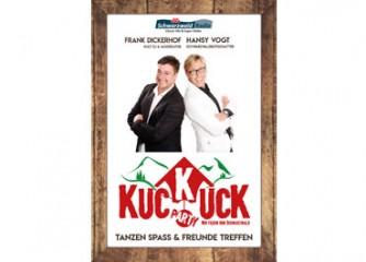 Kuckuck-Party mit Hansy Vogt und Frank Dickerhof