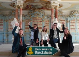 Oberschwäbische Barockstraße wird  6. Tourismus-Modellregion