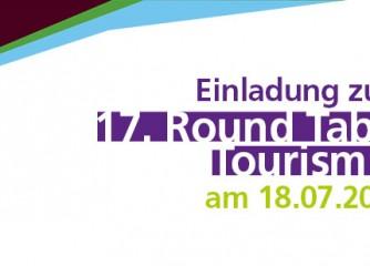 17. Round Table Tourismus