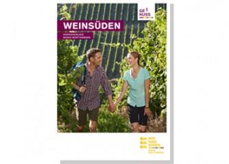 Neue Faltkarte: Weinsüden 2018
