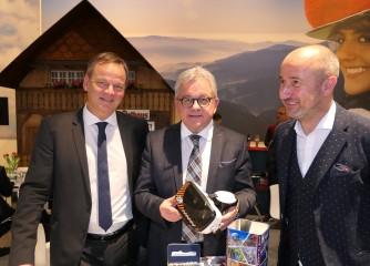 Minister informiert sich über Digitalisierung im Schwarzwald