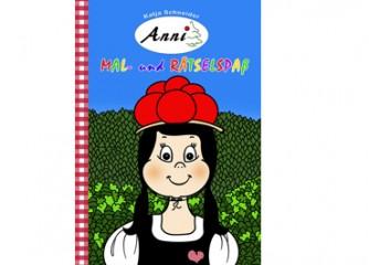 Mal-und Rätselspaß mit Anni
