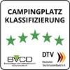 BVCD/DTV-Campingplatzklassifizierung 2018