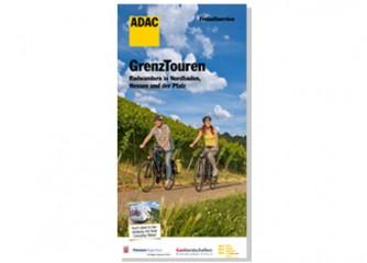 """Neu:  Mit """"Grenztouren"""" per  Rad oder Pedelec die Regionen Pfalz, Nordbaden und Hessen entdecken"""