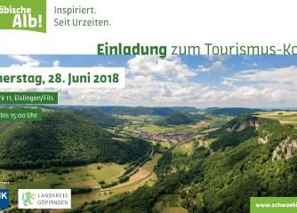 Schwäbische Alb Tourismus-Kongress 2018