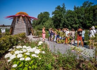 Garten-Gästeführerausbildung am Bodensee