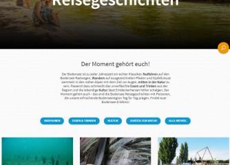 Zwei digitale Bausteine für den Bodensee Tourismus