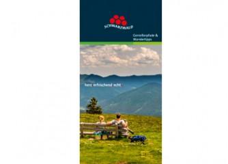 Neu aufgelegt: Genießerpfade & Wandertipps