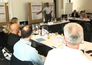 Vorstellung und Diskussion der Ergebnisse des Workshops