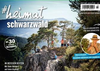 Neu: #heimat Schwarzwald zum Weiterverkauf