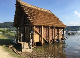 Neue Themenseite online: Prähistorischen Pfahlbauten in der Vierländerregion Bodensee