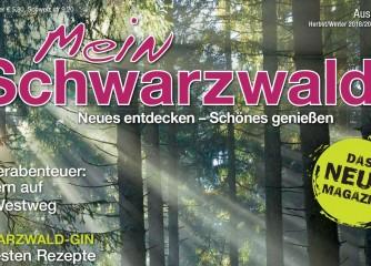 """2. Ausgabe von """"Mein Schwarzwald"""" kann jetzt bei der STG bestellt werden"""