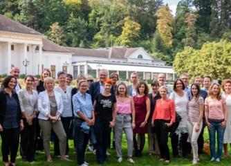 STG-Team im Austausch mit der Baden-Baden Kur & Tourismus GmbH