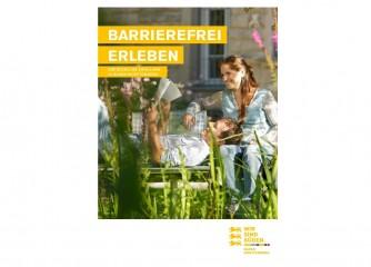 Neu: Broschüre Baden-Württemberg barrierefrei erleben