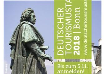 Anmeldung noch möglich: Deutscher Tourismustag vom 14. – 15. November in Bonn