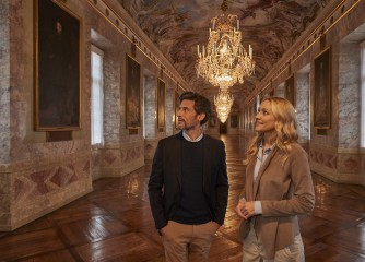 Das Schloss im Winter: Tagung in Schloss Neuenbürg