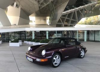 Bloggerkampagne #Porscheheimat in Kooperation mit dem Porsche Museum