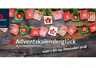 Weihnachtsgruß 2018 _ Schwarzwald-Adventskalender