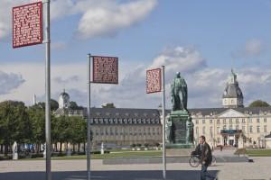 Platz der Grundrechte Karlsruhe