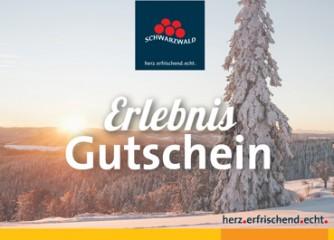 Neu: Schwarzwälder Erlebnisgutscheine