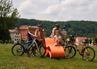 Neue Broschüre: Radparadies Hohenlohe