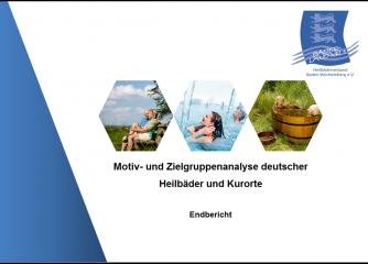 Neue Studie erschienen: Motiv- und Zielgruppenanalyse deutscher Heilbäder und Kurorte