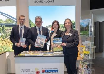 Hohenlohekreis in den TOP 10 der baden-württembergischen Landkreise