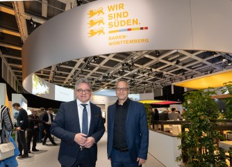 Neuer digitaler BW-Messeauftritt auf der ITB in Berlin