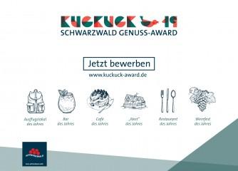 Jetzt für Schwarzwald Genuss-Award bewerben