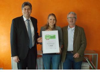 """Albsteig Schwarzwald gewinnt beim trekking Award """"beliebteste Wanderung 2018"""" den ersten Platz"""