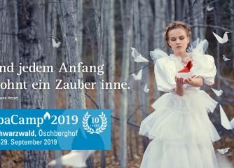 10. SpaCamp im Schwarzwald – Anmeldung startet am 1. Mai