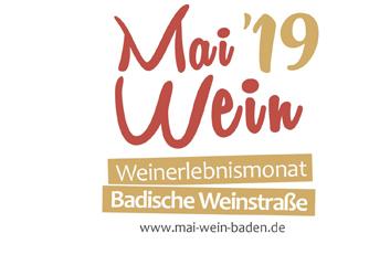 """""""MaiWein 2019"""" an der Badischen Weinstraße"""