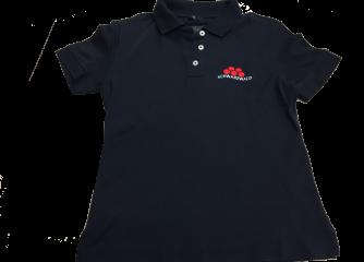 Schwarzwald-Poloshirts mit eigenem Logo im STG Design zu bestellen