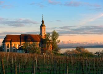 INSPIRATION BODENSEE: Kirchen, Klöster, Weltkultur!