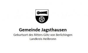 Stadtwappen Jagsthausen