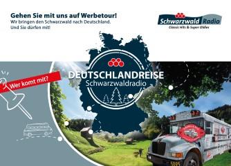 Roadshow Schwarzwald tourt durch Deutschland