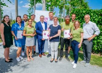 Verleihung der Weintourismus-Preise 2019