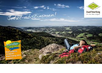 Jetzt abstimmen für den Schwarzwald!