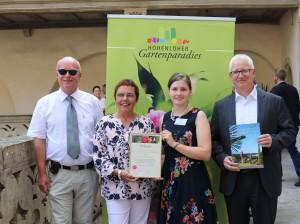 Hohenloher Gartenparadies: Garten des Jahres 2019/20
