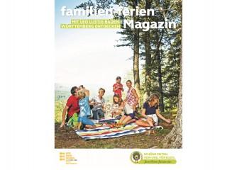 Neu: familien-ferien Magazin und Erlebniskarte