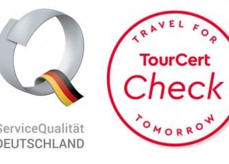 Qualität ist auch Nachhaltigkeit – Der TourCert Check als Werkzeug bei ServiceQualität Deutschland