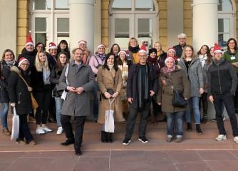 Die TMBW wünscht frohe Festtage aus Karlsruhe