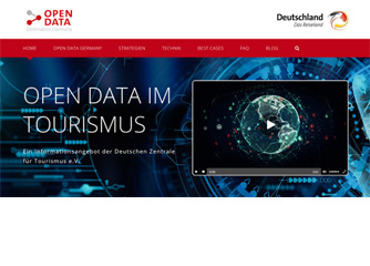 Video: Open Data im Tourismus