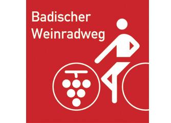 """Ausschreibung Karte """"Badischer Weinradweg"""""""