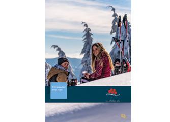 "Neuauflage: Faltkarte "" Winterzauber 2019/2020"""