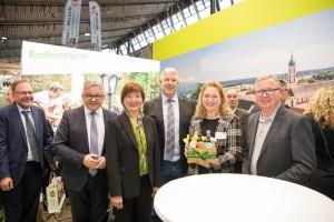 Minister Guido Wolf besucht Jahresempfang der OTG