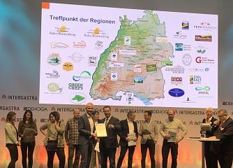 """""""Regional genial"""" – Auszeichnungen für Alb-Initiativen auf der Intergastra in Stuttgart"""