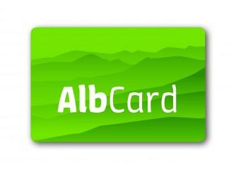 Die AlbCard wird ein Sommerkind – Start der Gästekarte wegen Corona verschoben!