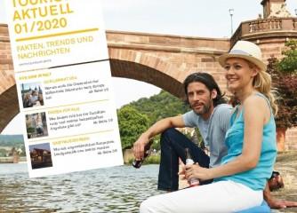 """""""Tourismus Aktuell"""" kostenlos bestellen"""