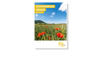 """Neue Broschüre """"Entspannter Süden"""" für Gruppen erschienen"""